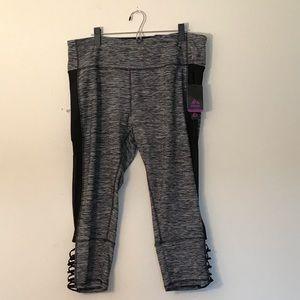 RBX NWT capri leggings.